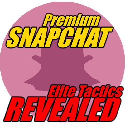 Guide to selling premium Snapchat accounts.
